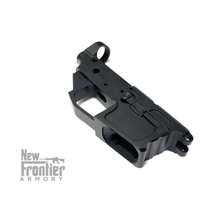 New Frontier Armory C-9 Billet Lower 9mm