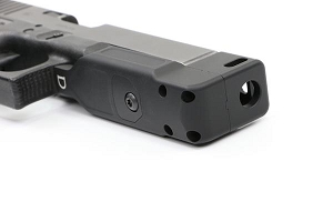 Dark Hour Defense Glock 17 COMPENSATED GLOCK STAND OFF DEVICE