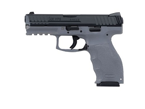 HK VP9 GREY W/3 15rds Mags NS