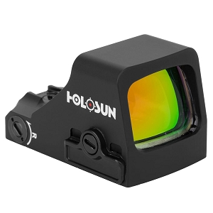 Holosun HS507K X2 Compact Multi-Reticle Circle Dot Open Red Dot Sight w/ Shake Awake