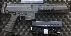 B&T APC9-SD Pistol
