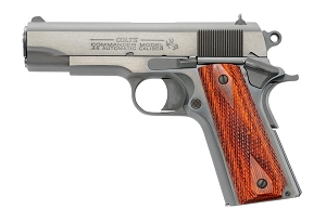 Colt 1911 Commander Blued 45ACP