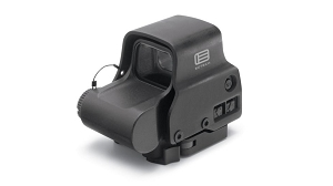 EOTech EXPS3-0 Black Holographic Red Dot Sight 65MOA Ring, 1MOA Dot