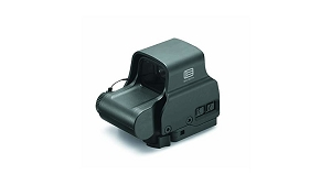 EOTech EXPS2-0 Black Holographic Red Dot Sight 65MOA Ring, 1MOA Dot