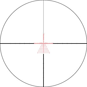 Razor HD Gen II 4.5-27x56 EBR-7C (MRAD) Reticle 34mm Tube