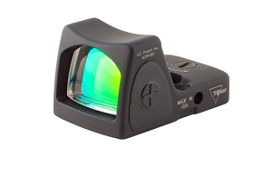 Trijicon RM06 Type 2 RMR Type 2 Adjustable LED Sight  3.25 MOA Red Dot