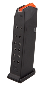 Glock GEN 5 19 15rd Magazine Orange Follower