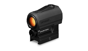 Vortex Sparc AR II 1x 2 MOA Red Dot Sight