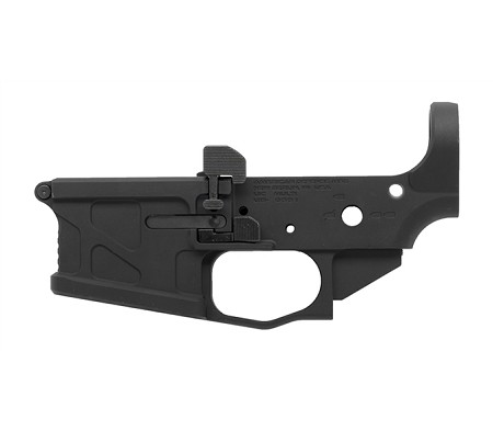 ADM UIC STRIPPED LOWER RECEIVER AD-UICLSBLK