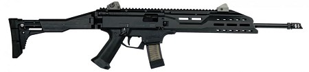 "CZ SCORPION EVO 3 S1 Carbine 16.2"" BLACK"