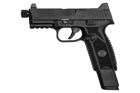 FN 509T BLACK Pistol 9mm