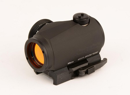Aimpoint TL Micro (4MOA) w/B&T Mount