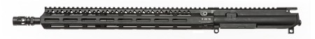 "BCM Standard GOVT 16"" Mid Length Upper Receiver Group w/ MCMR-15 Handguard"