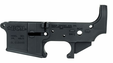 BCM STRIPPED Lower Receiver