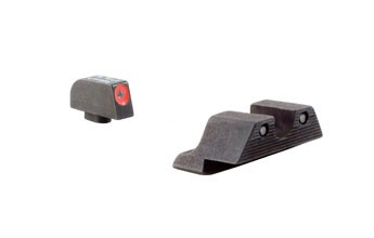 Glock HD Night Sights Orange