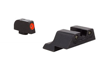 Trijicon HD XR Night Sight Set Orange Front Glock 17/19/26