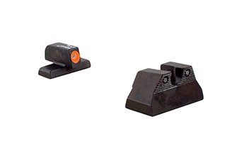 HK USP Compact HD Night Sights (Orange)