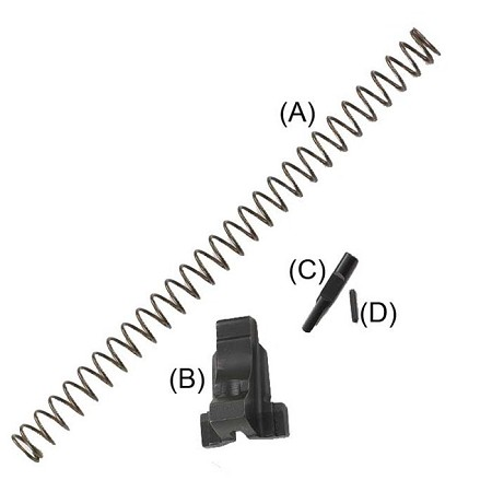 Beretta 92/96 Locking Block Kit