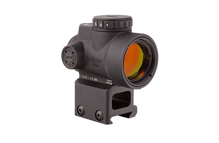 Trijicon MRO 2MOA w/Trijicon 1/3 Co-witness Mount