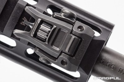 Magpul MBUS PRO Back Up Front Sight