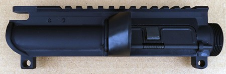 Colt 9mm Upper Receiver Assembly Flattop