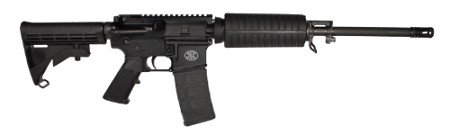 FN 15 SRP (Sight Ready Platform) Blk