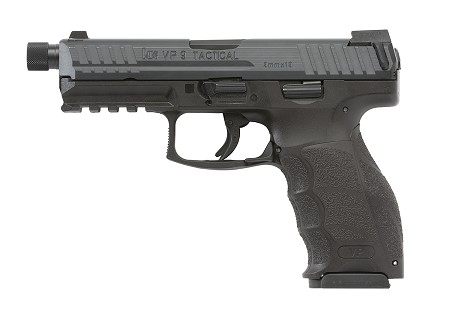 HK VP9 TACTICAL W/3 15rds Mags NS