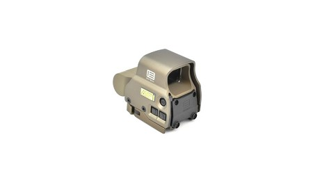 EOTech EXPS3-0 FDE Holographic Red Dot Sight 65MOA Ring, 1MOA Dot