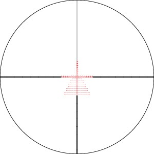 Razor HD Gen II 4.5-27x56 EBR-7C (MOA) Reticle 34mm Tube
